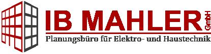 IB MAHLER GMBH Logo